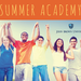 JBU Summer Academy postcard