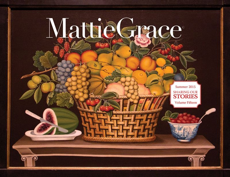 MattieGrace_Summer_2015_cover